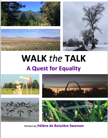 Book - Walk the Talk Cover